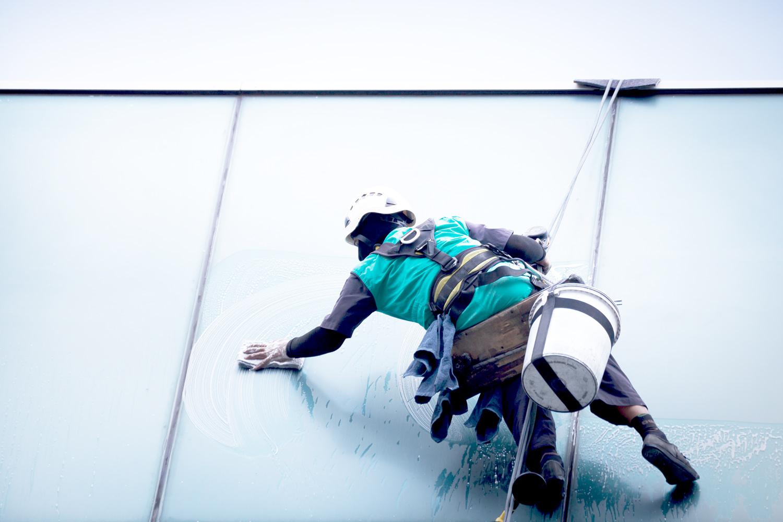 ICM GlasundFassadenreinigung Wien
