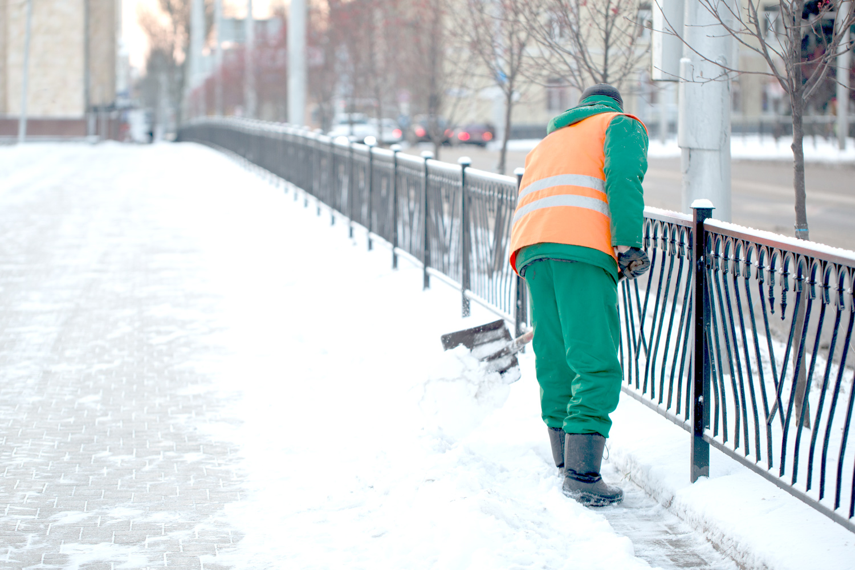 ICM Winterreinigung Wien